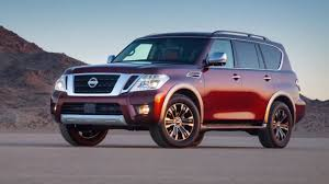 nissan armada extended length 2017 nissan armada full size suv makes world debut at chicago auto
