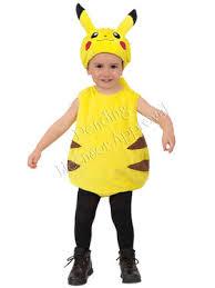 Bumblebee Halloween Costumes Deluxe Pokemon Pikachu Costume Pokemon Boys Costumes