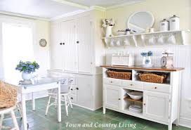 town and country cabinets my farmhouse kitchen town country living