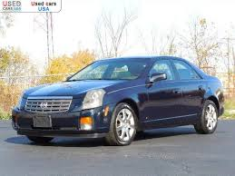 2006 cadillac cts price for sale 2006 passenger car cadillac cts luxury package kokomo