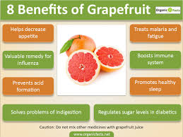 13 wonderful benefits of grapefruit organic facts