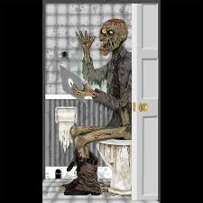 body parts horror refrigerator door cover halloween decoration