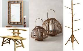 Used Home Decor 5 Ways To Use Bamboo In Your Home Decor Home Interior