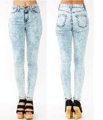 Light Blue High Waisted Jeans High Waisted Jeans Denim Is Jeans