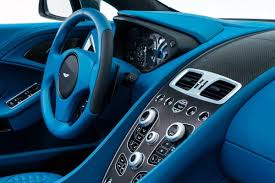 aston martin cars interior aston martin blows the top off new 300 000 vanquish volante