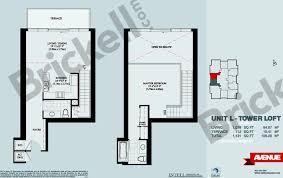 Echo Brickell Floor Plans 1060 Brickell Brickell Com