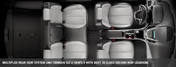 gmc terrain back seat gmc terrain bob king automall