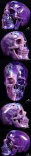 Colors Of Purple Best 25 Crystal Skull Ideas On Pinterest Quartz Rock Opal