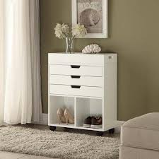 home decorators collection painted white storage furniture