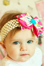 baby bow boutique baby hair bow boutique ribbon hairbow clip infant headband