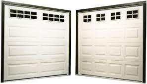 Garage Door Interior Panels Single Panel Garage Door Home Interior Design
