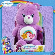 care bears medium 14in plush friend bear bonus cd