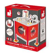 jeux de cuisine service janod cuisine the cocotte jeux et jouets par catégorie