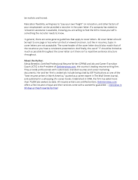 recruiter cover letter sample technical recruiter cover letter
