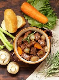 cuisiner boeuf bourguignon recette bœuf bourguignon pour 4 personnes