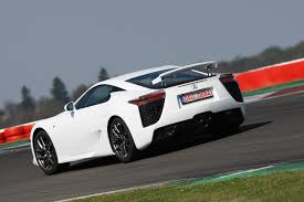 lexus lfa or audi r8 lexus dealers still have 12 new lfas in stock