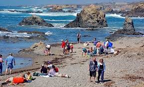 glass beach glass beach a treasure from trash ca limited