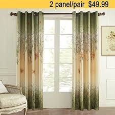 country living room curtains country living room curtains amazon com