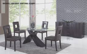 dining room simple black lacquer dining room set excellent home