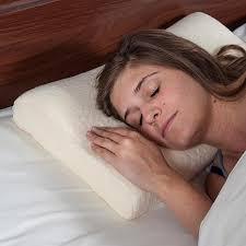 foam bed pillow comfort memory foam bed pillow 6918287 hsn
