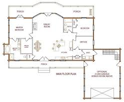 what is a split floor plan awesome log cabin 1870 sq ft open split floor plan 2 bed 2