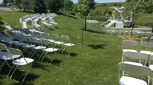 chair tents outdoor wedding with chairs tents at highpoint city church