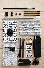Black And White Desk Accessories Paar Leuke Accessoires Combi Maken Paar Iets Meer Neutrale
