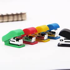 aliexpress buy 2pcs mini stapler with staples set plastic