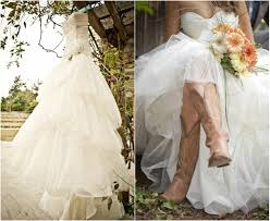 boots with wedding dress vosoi com