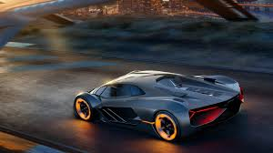 blue galaxy lamborghini lamborghini and mit partner to present the new design concept car