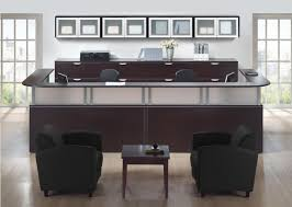 High End Reception Desks Images Of High End Executive 2 Person U Shape Reception Desk
