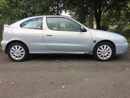 2002 renault megane 1 4 coupe low miles 56k petrol manual 5