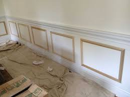 Masonite Wainscot Faux Wall Panel Gallery Of How To Paint A Faux Brick Wall With