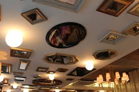 Mirrors On The Ceiling by Seoul Veggie Club Culinaria Vegan Around The World