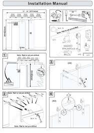 sliding door width double sliding barn door hardware sliding door sliding door height reducer