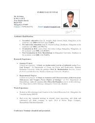 resume templates free for microbiologist wonderful fresher microbiologist resume sles pictures