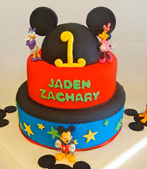 mickey mouse birthday mickey mouse cake decoration ideas birthday cakes