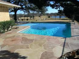 pool concrete patio ideas concrete pool coping ideas stamped