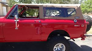 jeep soft top tan softopper international scout ii soft top d and c extreme