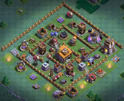 Coc Maps Top 12 Best Builder Hall Bh6 Bases Anti 1 Star Layouts 4500