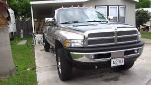 1996 dodge ram 4x4 1996 dodge ram 2500 4x4 diesel truck overhaul two tone