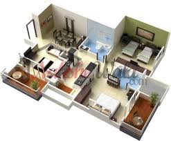 Breathtaking 3 D Home Design Photos Best Idea Home Design House Plan Designs In 3d