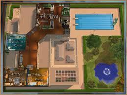 mod the sims floor plans