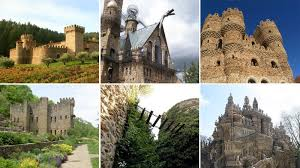 historical castles 10 incredible diy castles built by a single person