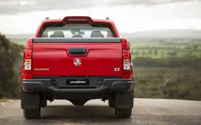 holden car truck 2017 holden colorado unleashed with all kinds of genuine