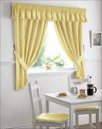 Fancy Kitchen Curtains Fancy Lime Green Kitchen Curtains Designs With Kitchen Sunflower