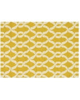 Yellow Outdoor Rug Great Deals On Loloi Venice Beach Medallion Indoor Outdoor Rug White