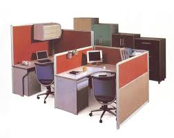 Office Table With Partition Top Quality Stylish Modular Furniture Three Seats Office Partition