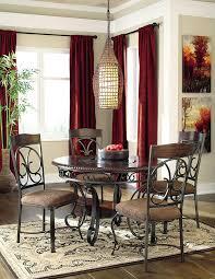 Designer Dining Room Chairs Amazon Com Ashley Furniture Signature Design Glambrey Dining