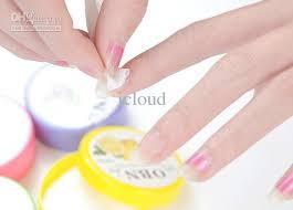 compact nail polish removal pads cotton fingernail varnish remover